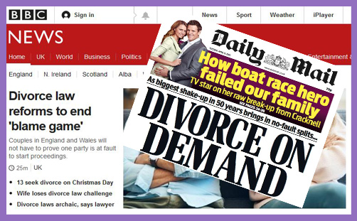 Divorce on demand